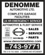 Denomme Automotive Ltd.