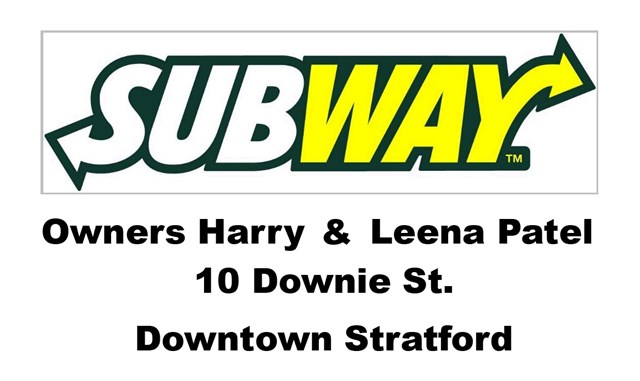 Subway Downtown Stratford
