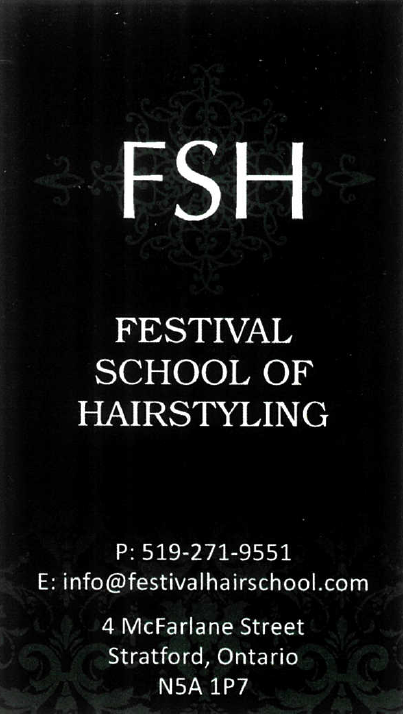 Festival School of Hairstyling