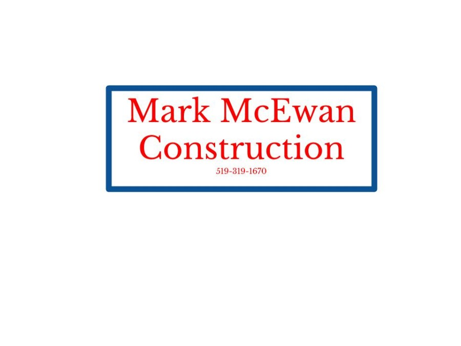Mark McEwan Construction